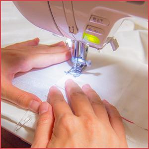 ミシンで刺繍を作る方法とコツ